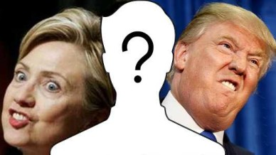 Choosing Clinton or Trump